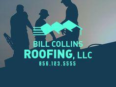 Roofing Company Logo
