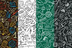 High School Scribble Vector Graphic by VecRas Creations on Creative Market
