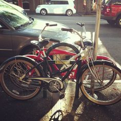 Boardwalk bike bliss