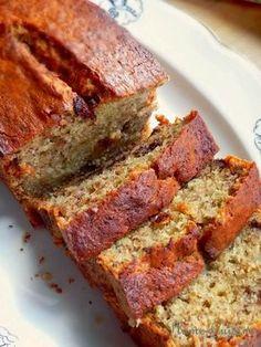 Cake aux bananes extra moelleux // une plume dans la cuisine