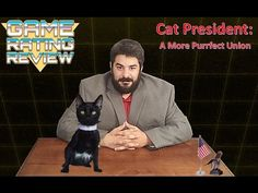 Game Rating Review | Cat President: A More Purrfect Union