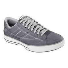 Shop for Men's Skechers Arcade Chat Memory Sneaker Charcoal. Get free delivery at Overstock.com - Your Online Shoes Outlet Store! Get 5% in rewards with Club O!
