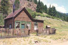 Bonanza and Custer - Idaho Ghost Town