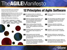 12 Principles of Agile Software Development
