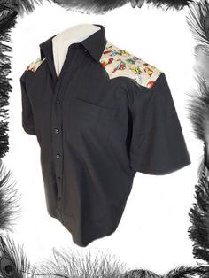 Cowboy Avengers Superhero Shirt, sizes S - 4XL on Etsy, £48.83