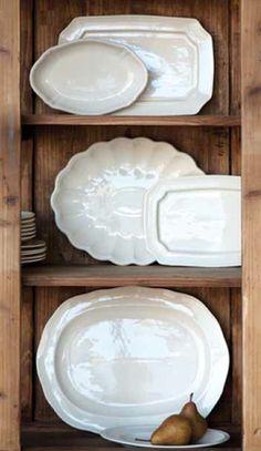 Flea Market Finds Platters
