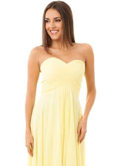 Fiesta Formals Long Flowing Chiffon Formal Evening Gown Bridesmaids Prom Dress - Yellow - L Fiesta Formals http://www.amazon.com/dp/B00FVTNVF6/ref=cm_sw_r_pi_dp_yKrItb0V7JGZA2GG