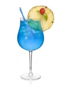 A delicious cocktail recipe for the Blue Lagooon cocktail with Lemonade, Russian Standard Vodka and Bols Blue Curacao. See the ingredients, how to make it, view instrucitonal videos, and even email or text it to you phone. Blue Drinks, Fruity Drinks, Summer Drinks, Cocktail Drinks, Mixed Drinks, Blue Curacao, Curacao Azul, Tequila, Party Drinks Alcohol