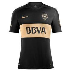 Tercer Camiseta Oficial Match  2016 - Boca