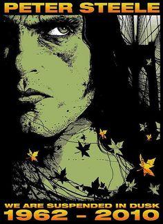 Peter Steele  By Joey James Hernandez