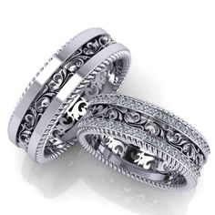 Лучших изображений доски «Marriage-Rings»  109   Jewelry, Estate ... b0803234d56