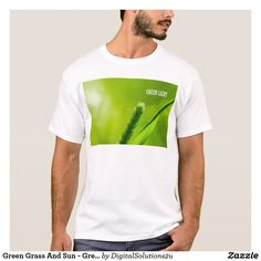 Green Grass And Sun - Green light T-Shirt