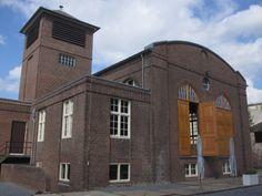 industrial heritage,  De Leerfabriek, Oisterwijk, the Netherlands
