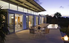 Ski House H2o - hughesumbanhowar architects: Architecture, Solutions