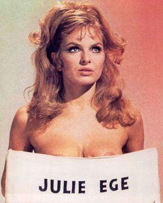 Julie Ege I think!