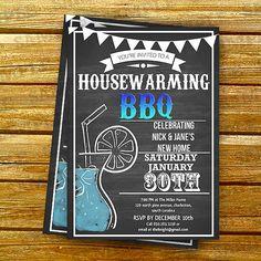 House Warming Invitation Housewarming Party By DIYPartyInvitation