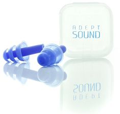 5. Noise Reducing Earplugs