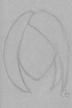 Sketch Hair Drawing of hair in less than 60 seconds Easy Pencil Drawings, Pencil Drawings For Beginners, Cute Easy Drawings, Cool Art Drawings, Art Drawings Sketches, Girl Face Drawing, Hair Sketch, Sketches Tutorial, Fashion Design Sketches