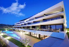 Mi'Costa Hotel Residences | Uras X Dilekci Architects - Arch2O.com