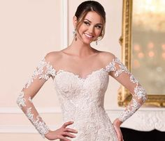 Removeable chantilly lace straps with attached cap sleeves. Would be ...