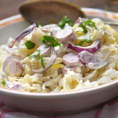 24 csodálatosan omlós karácsonyi húsétel | Nosalty Kefir, Gnocchi, Pulled Pork, Guacamole, Potato Salad, Steak, Salads, Food And Drink, Cooking