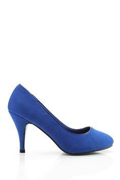 Patent Top Trim Faux Leather Shoes
