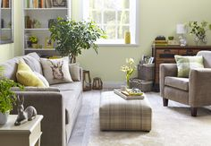 Is your home in need of a Spring clean? Freshen it up with all the latest looks at George home