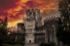 Castillo de Butrón.... Biscay, Spain