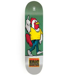 Eric Koston - Huminals Deck by Girl