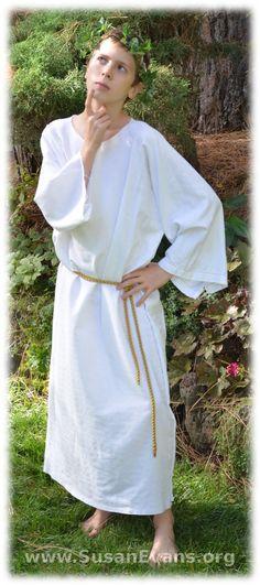 Saint robe