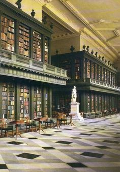 All Souls College Library, Oxford