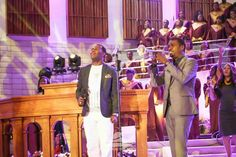 Micah Stampley Released pictures of him Ministering in Lagos Nigeria | Everyday Devotional