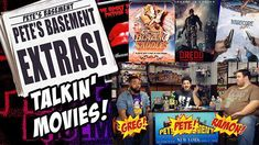 Bored? Lack of Saturday Morning Cartoons got ya' down?  Spend ten minutes with the Basement Crew and check out Talking Movies with Pete Ramon & Greg! A discussion of what movies are totally badass leads into a shocking revelation of some of the most classic movies Peteand Ramon have not seen yet!  Have you seen all the movies the boys listed here? What movie do we need to make sure Ramon definitely sees?! Just got to http://ift.tt/2Fm6t1s  OR you can go right to YouTube and check it out on…