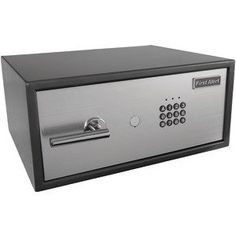FIRST ALERT 2062F 1.04 CUBIC-FT 2062F DIGITAL ANTI-THEFT NOTEBOOK SAFE by First Alert. $158.60. 1.04 CU-FT INTERNAL STORAGE CAPACITYPROGRAMMABLE DIGITAL LOCK WITH EMERGENCY OVERRIDE KEYPRY-RESISTANT CONCEALED HINGES1 LOCKING DOOR BOLT & LEVERED HANDLEUPC : 016247206204Shipping Dimensions : 20.60in X 18.50in X 9.90inEstimated Shipping Weight : 33.8