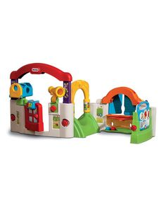 Take a look at this Discover Sounds Activity Garden by Little Tikes on #zulily today!  (10.17.13) $59.99