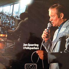 Pelle Karlsson & New Creation med Jan Sparring i Folkparken [Prim 1970].