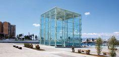 Centre Pompidou opent museum in Málaga - architectenweb.nl