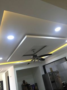 3 Genuine Cool Tips: False Ceiling Studios false ceiling design led.False Ceiling Home Decorating Ideas false ceiling studios. False Ceiling Living Room, Ceiling Design Living Room, Simple Ceiling Design, Ceiling Plan, Home Ceiling, Bedroom False Ceiling Design, Bedroom Ceiling, Kitchen Ceiling Lights, Ceiling Chandelier