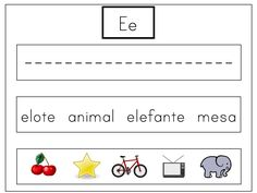 Spanish RTI pack for letter sound interventions