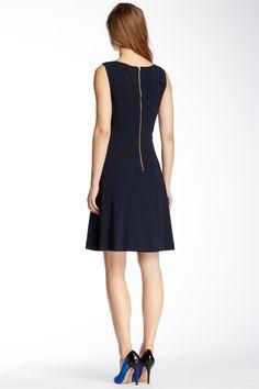 Tahari ASL Sleeveless Bistretch Flare Dress by Tahari on @nordstrom_rack