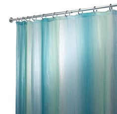 Love the colors!!!  Ombre Polyester Shower Curtain