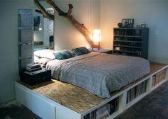 Combinatie inrichting van huis & studio | Inrichting-huis.com