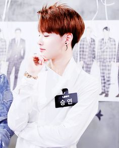 Imagen de boy, kpop, and cho seungyeon