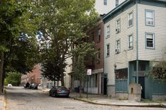Really not worth archiving: Photo — Street in Vinegar Hill