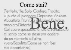 ★ #Come #stai? ★ Iscriviti al mio canale Youtube: www.youtube.com/user/TovEDispies  #Tov #TovEDispies #Bene - Tov e Dispies - Google+