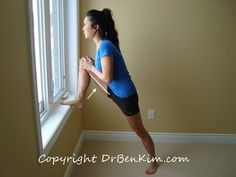 How to Stretch Your Inner Thighs and Groin  By Dr. Ben Kim