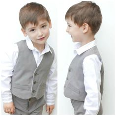 Reversible kids vest Pattern (PDF) , very easy to make and with many details to make them feel as special as his daddy. Three button vest pattern for our little handsome baby boys. It is perfect for any ocassion.  Grey or colourful..have a formal celebration, a wedding, a party, a communion, a baptism, and you want to dress a child with a special outfit? With two pockets in one side and two decorative pocket flaps in the other side, it does not require much fabric and the result will…