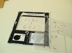 Anniversaire d'agent secret : quelques idées de codes à cracker !
