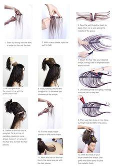 Hair by Anne Veck