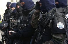 The National Gendarmerie Intervention Group, commonly abbreviated GIGN (French: Groupe d'Intervention de la Gendarmerie Nationale), is a special operations unit of the French Armed Forces. It is part of the National Gendarmerie and is trained to perform counter-terrorist and hostage rescue missions in France or anywhere else in the world.